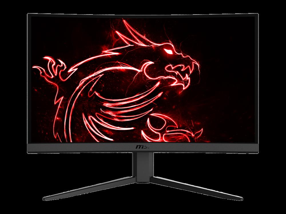 MSI OPTIX G24C4 23.6 inç 144 Hz 1ms FreeSync Full HD Curved Gaming Monitör