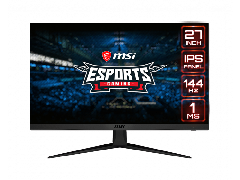 MSI Optix G271 27 inç 144 Hz 1ms Full HD Gaming Monitör