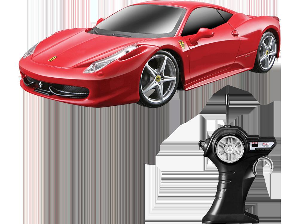 Maisto Tech Ferrari 458 Italia 81058 Uzaktan Kumandalı Araba