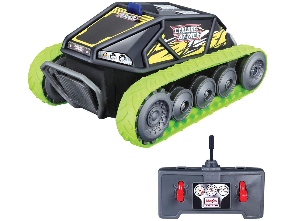 Maisto Tech Cyklone Attack 82101 Uzaktan Kumandalı Tank