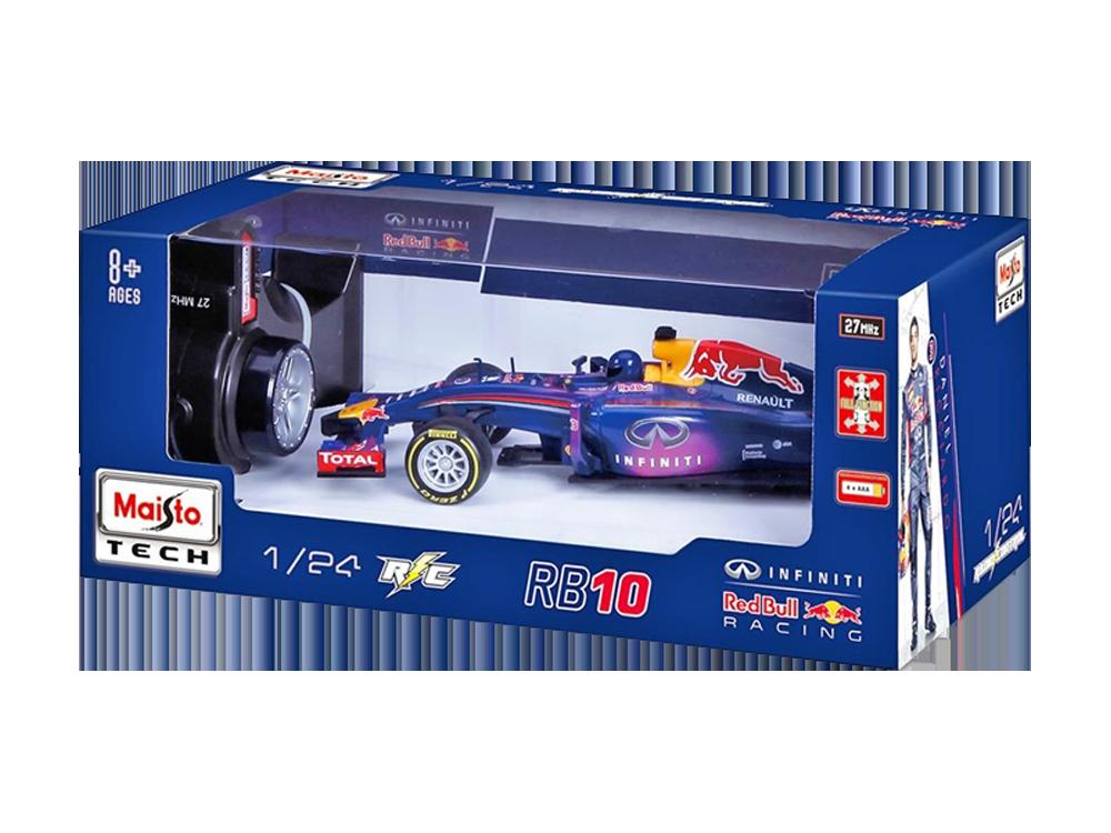 Maisto Tech F1 Infiniti Red Bull Racing RB10 81185 Uzaktan Kumandalı Araba