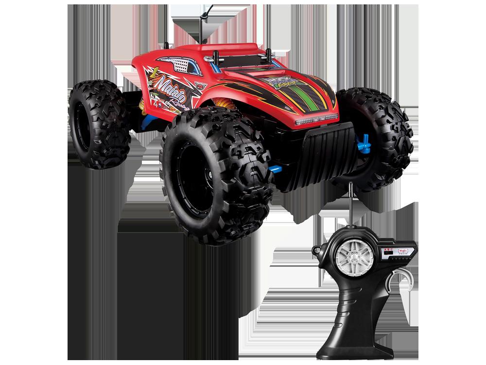 Maisto Tech Rock Crawler Extreme 81156 Uzaktan Kumandalı Arazi Aracı