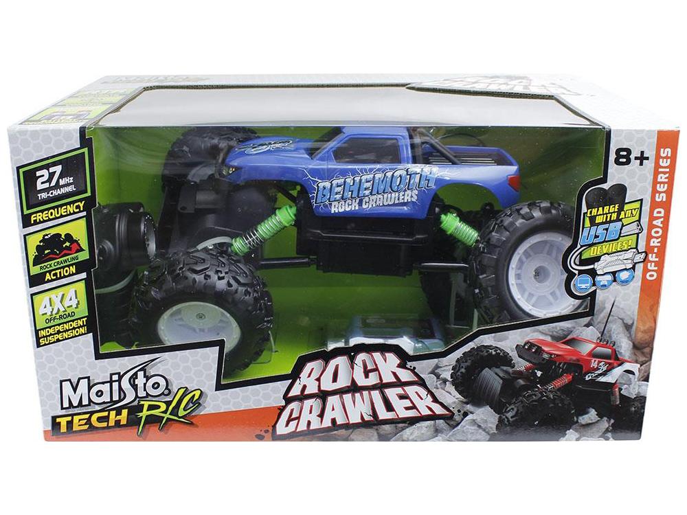 Maisto Tech Rock Crawler 81152 Uzaktan Kumandalı Arazi Aracı