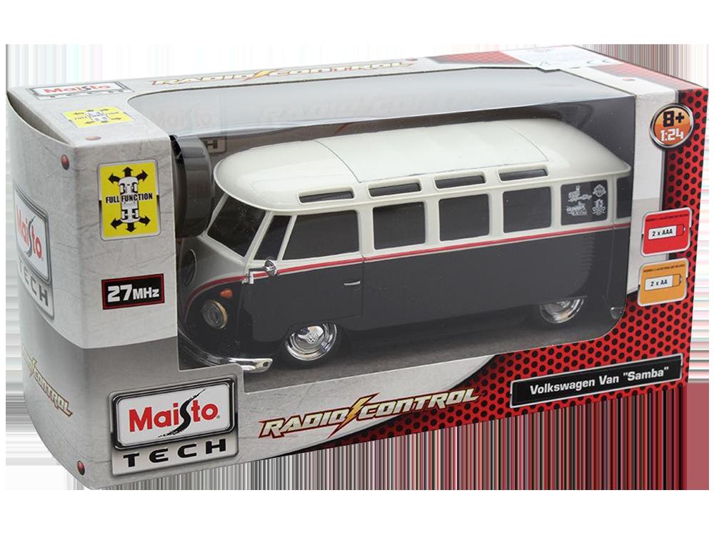 Maisto Tech Volkswagen Van Samba 81144 Uzaktan Kumandalı Araba