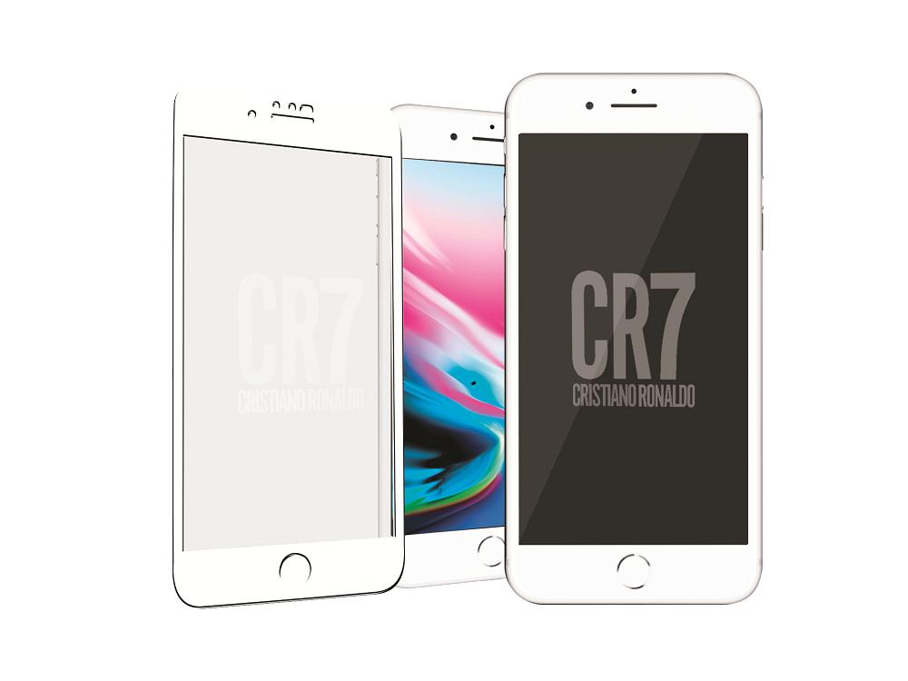PanzerGlass iPhone 6/6s/7/8 CR7 Cam Ekran Koruyucu