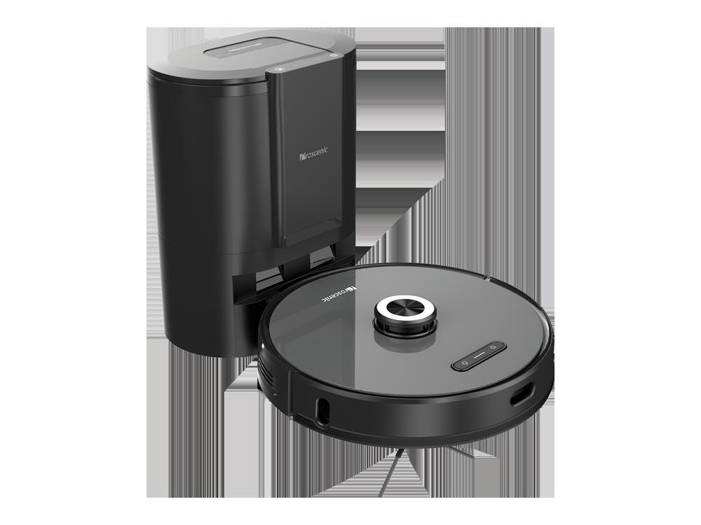 Proscenic M8 Pro Akıllı Çöp İstasyonlu Robot Vacuum&Mop Süpürge (Proscenic Türkiye Garantili)
