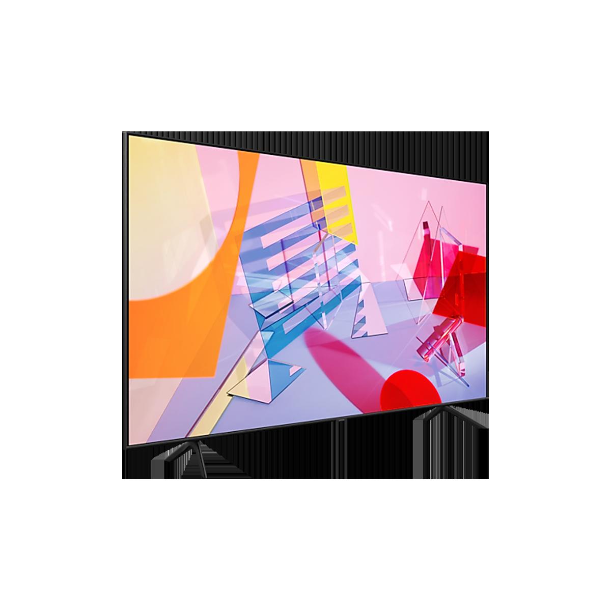 Samsung 50Q60T 50 inç Uydu Alıcılı 4K Ultra HD Smart QLED TV