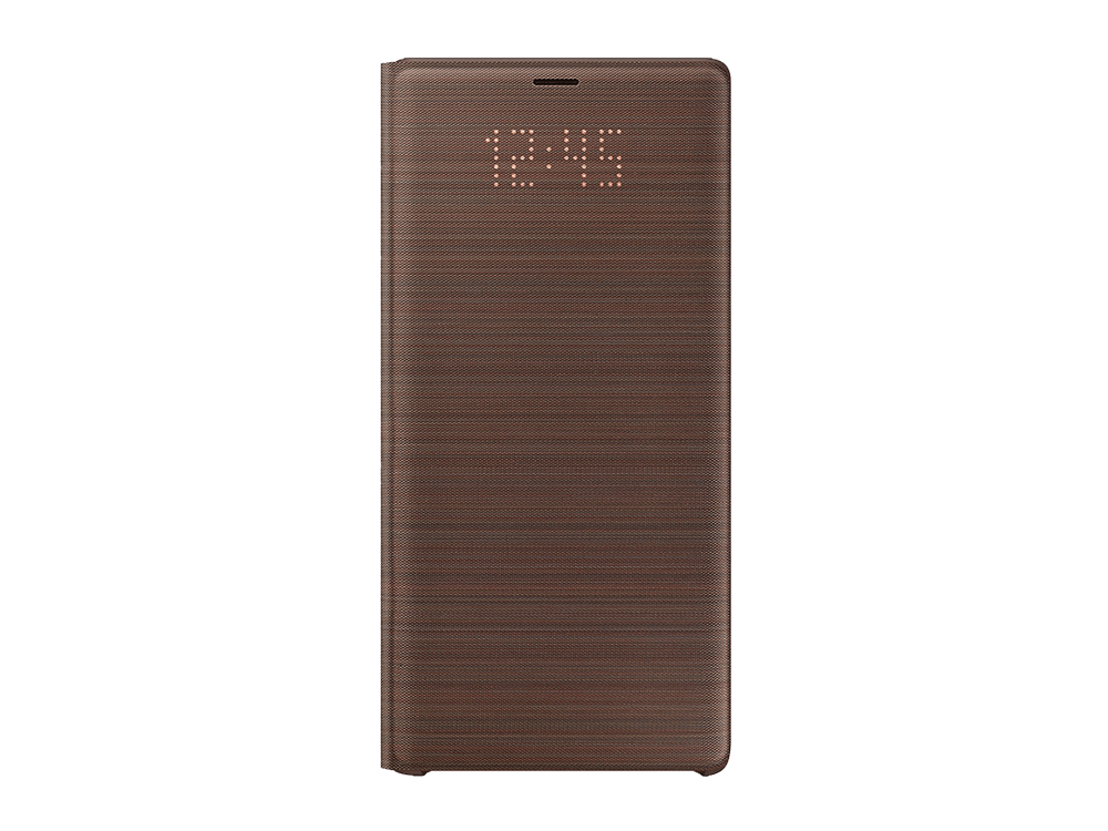 Samsung Galaxy Note9 Led View Koruyucu Kılıf