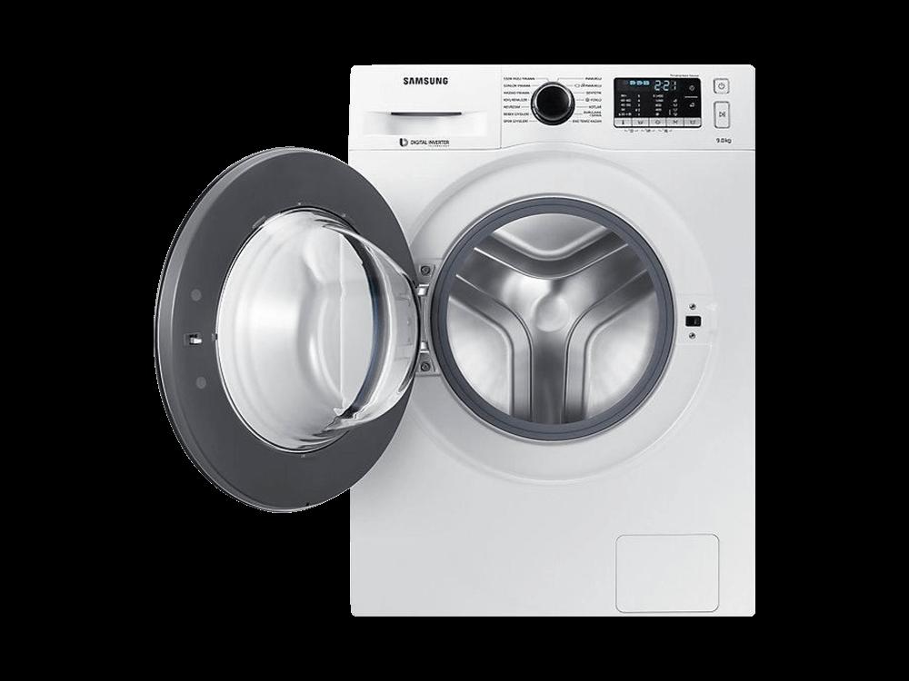 Samsung WW90J5475FW/AH A+++ 1400 Devir 9 kg Çamaşır Makinesi