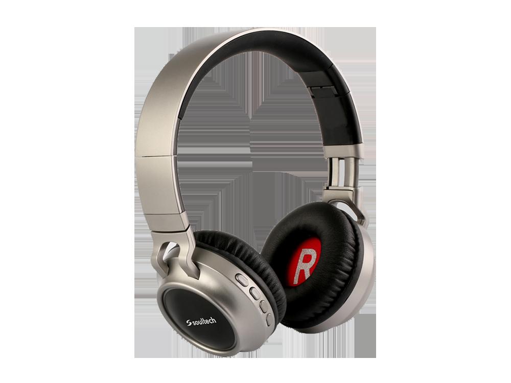 Soultech BH013 Rainbow Bluetooth Kulak Üstü Kulaklık