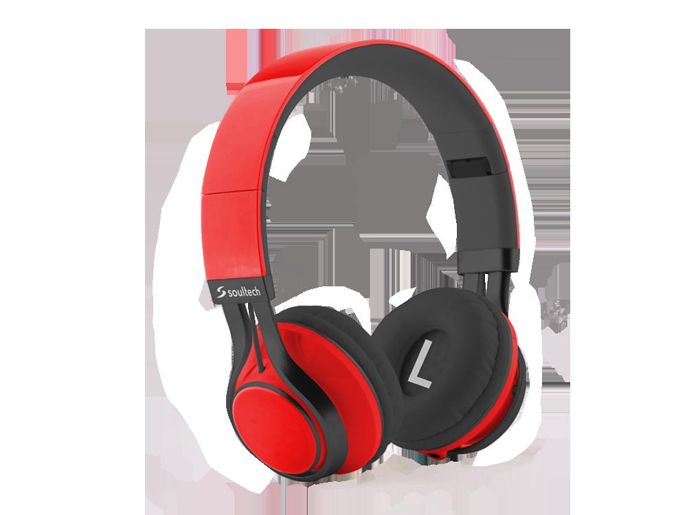 Soultech Soulbass Kablolu Kulak Üstü Kulaklık