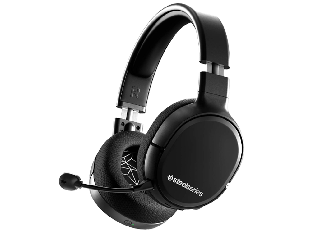 SteelSeries Arctis 1 Wireless Kulak Üstü Oyuncu Kulaklığı