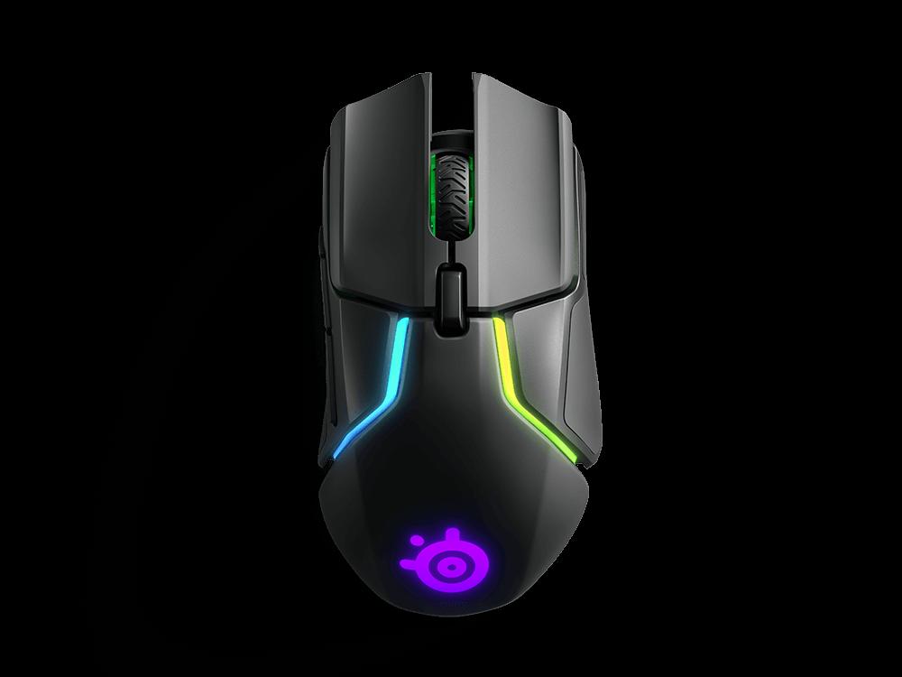 Steelseries Rival 650 Çift Optik Sensörlü Kablosuz Gaming Mouse