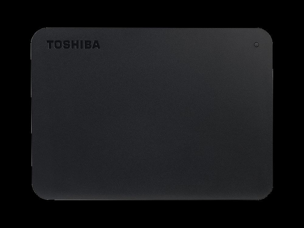 Toshiba Canvio Basic 1 TB Taşınabilir Disk HDTB410EK3AA