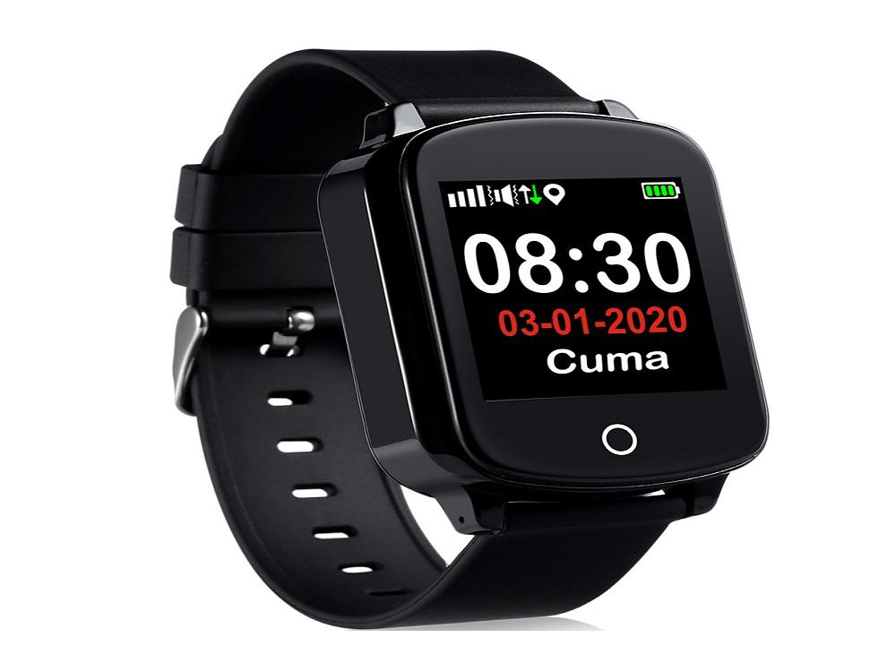 Tsmart Twatch Akıllı Yetişkin Alzheimer GPS Takip Saati