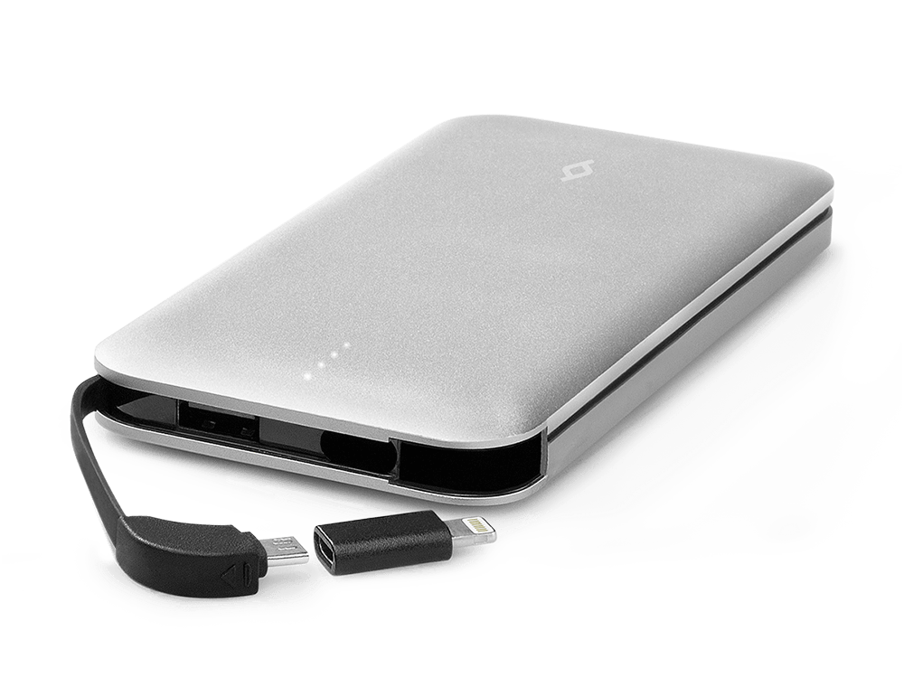 Ttec 2BB154 AlumiSlim Plus Taşınabilir Şarj Cihazı 10.000 mAh