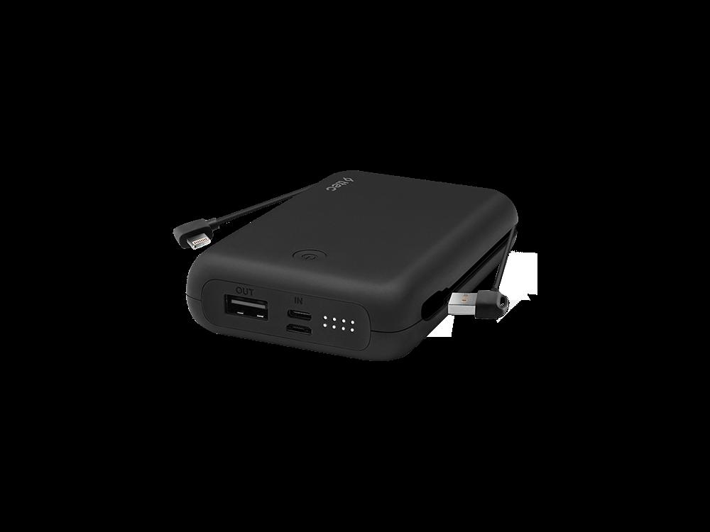 Ttec 2BB161 Recharger Duo+ Lightning Taşınabilir Hızlı Şarj Cihazı 10000 mAh