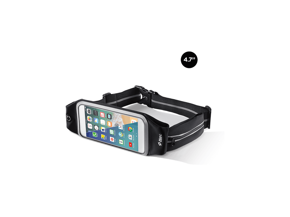 Ttec 2MSP01 Müzik Spor Fırsat Paketi SoundBeat Sport Kulaklık + EasyFit Belt L Telefon Cepli Spor Bel Çantası