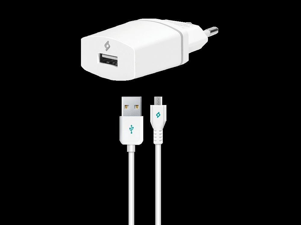 Ttec 2SCC752 Compact Micro USB Seyahat Şarj Cihazı