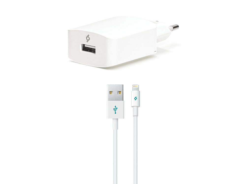 TTEC 2SCS01L SpeedCharger Ligtning Seyahat Şarj Cihazı