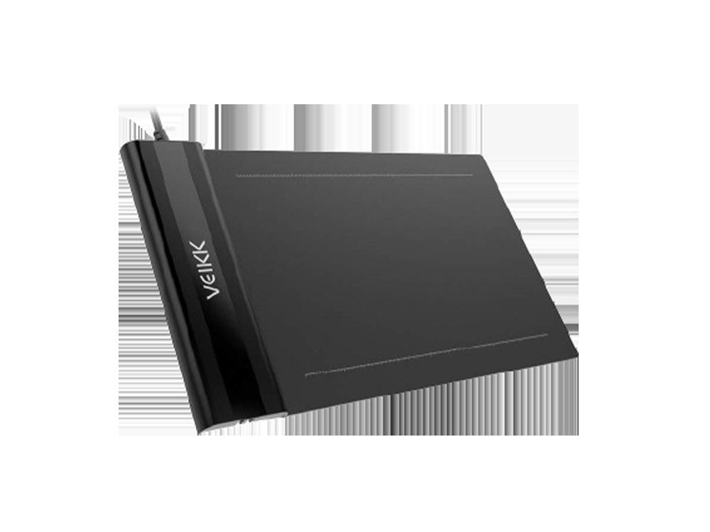 Veikk S640 6 x 4 inç 8192 Levels 5080 LPI Grafik Tablet + Kalem