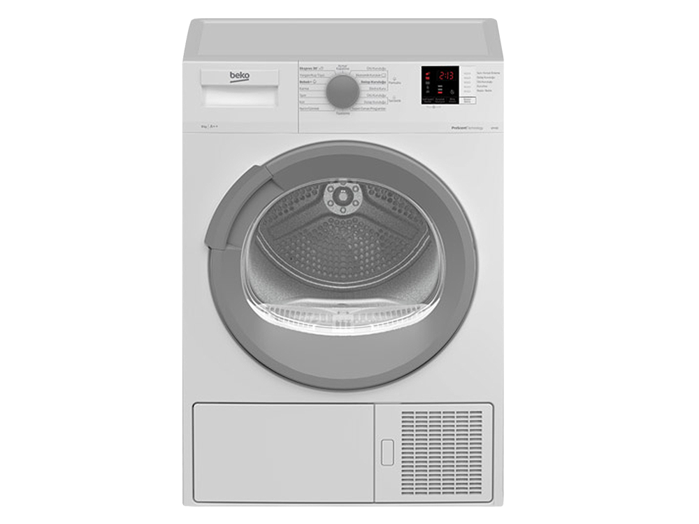 Beko KM 80 A++ 8 kg Çamaşır Kurutma Makinesi