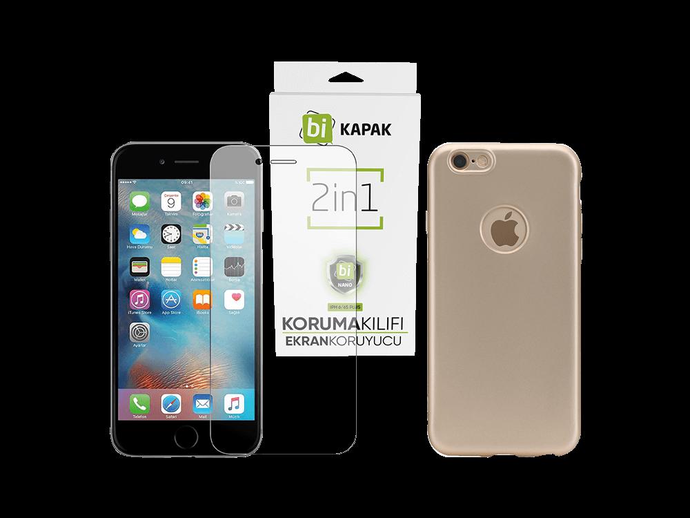 Bikapak 2'si 1 Arada iPhone 6/6S Plus Eco Paket