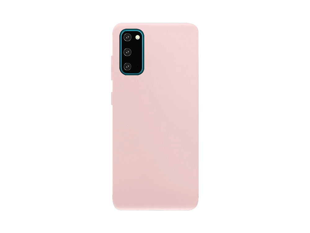 Bikapak Eco Love Samsung S20 Koruyucu Kılıf