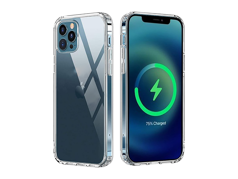 Bikapak Elit Air iPhone 11 Pro Max Şeffaf Koruyucu Kılıf
