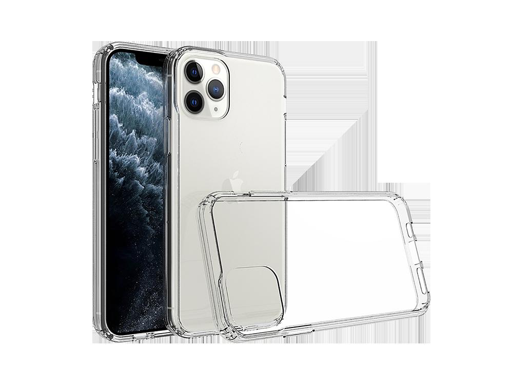 Bikapak Elit Air iPhone 11 Pro Şeffaf Koruyucu Kılıf