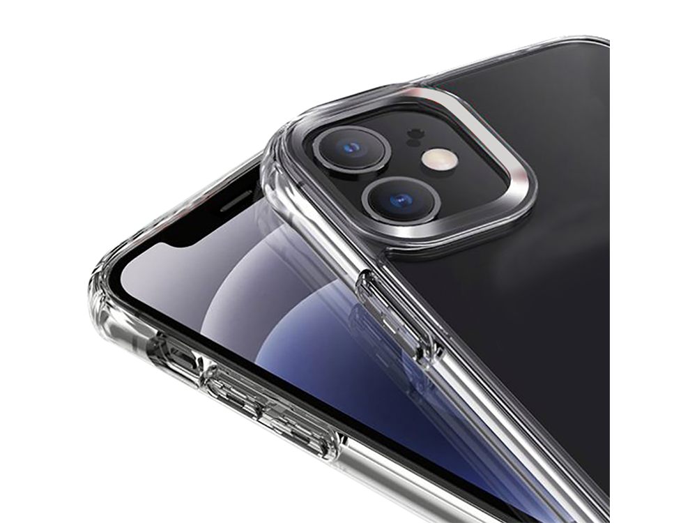Bikapak Elit Air iPhone 12 Mini Şeffaf Koruyucu Kılıf