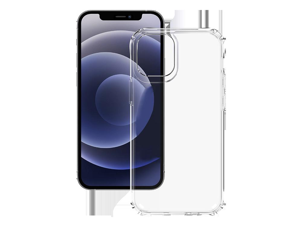 Bikapak Elit Air iPhone 12 Pro Max Şeffaf Koruyucu Kılıf