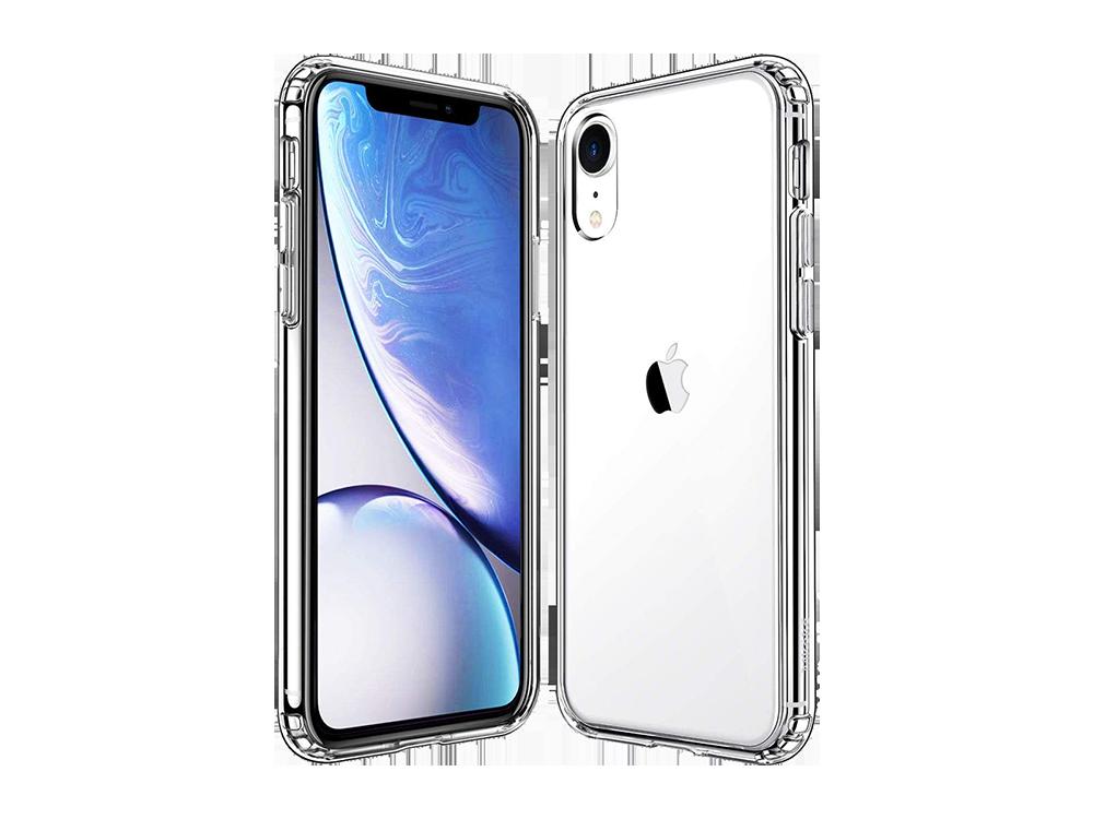 Bikapak Elit Air iPhone XR Şeffaf Koruyucu Kılıf
