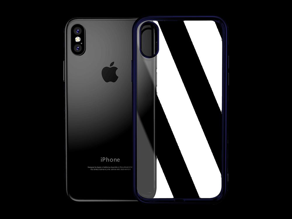 Bikapak Elit Shine iPhone XS Max Kılıf