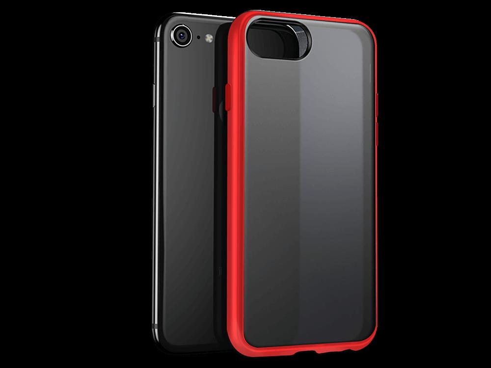 Bikapak iPhone 7 / iPhone 8 / iPhone SE 2020 Elit Enigma Kılıf