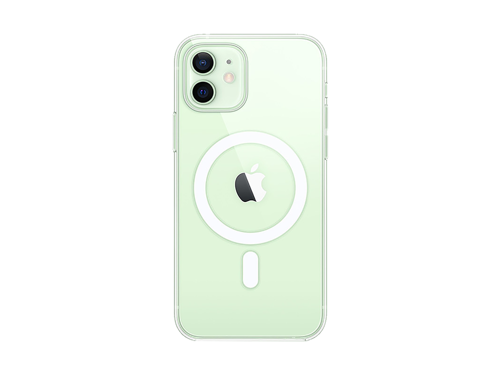 Bikapak Magsafe Air iPhone 11 Şeffaf Koruyucu Kılıf