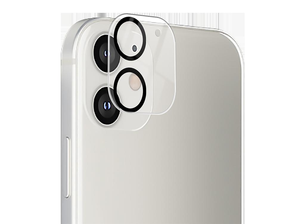 Binano 3D Anti-Exposure iPhone 11 Kamera Koruyucu