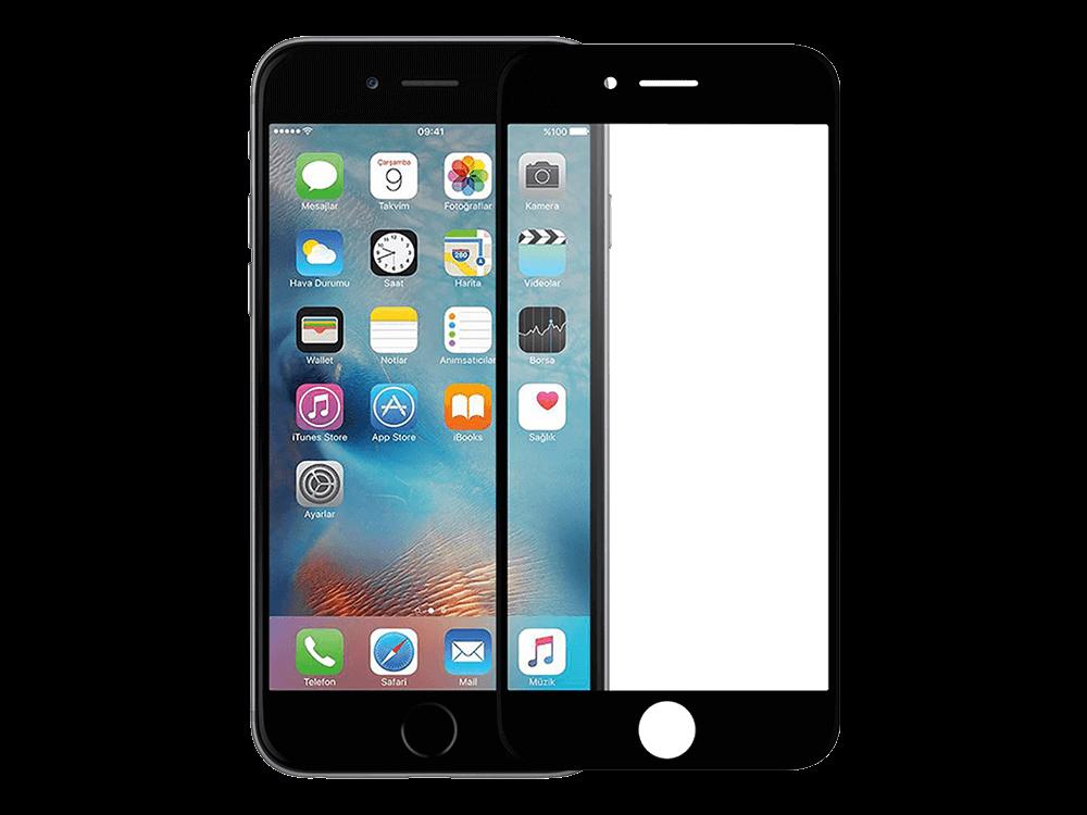 Binano 6D iPhone 7 / 8 Plus Nano Ekran Koruyucu