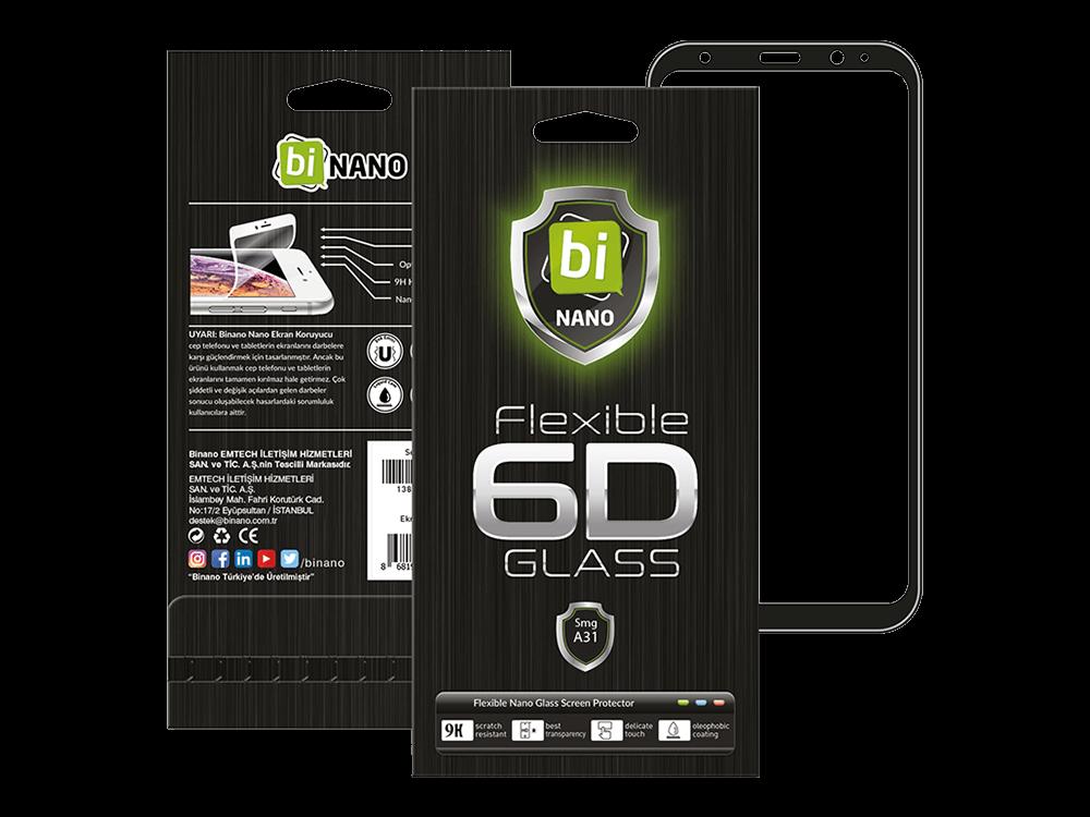 Binano 6D Samsung A31 Nano Ekran Koruyucu