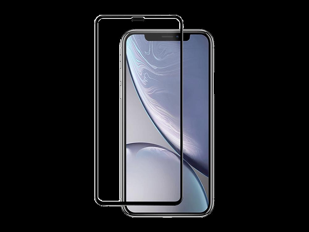 Binano Airbag iPhone 12/12 Pro 3D Cam Ekran Koruyucu