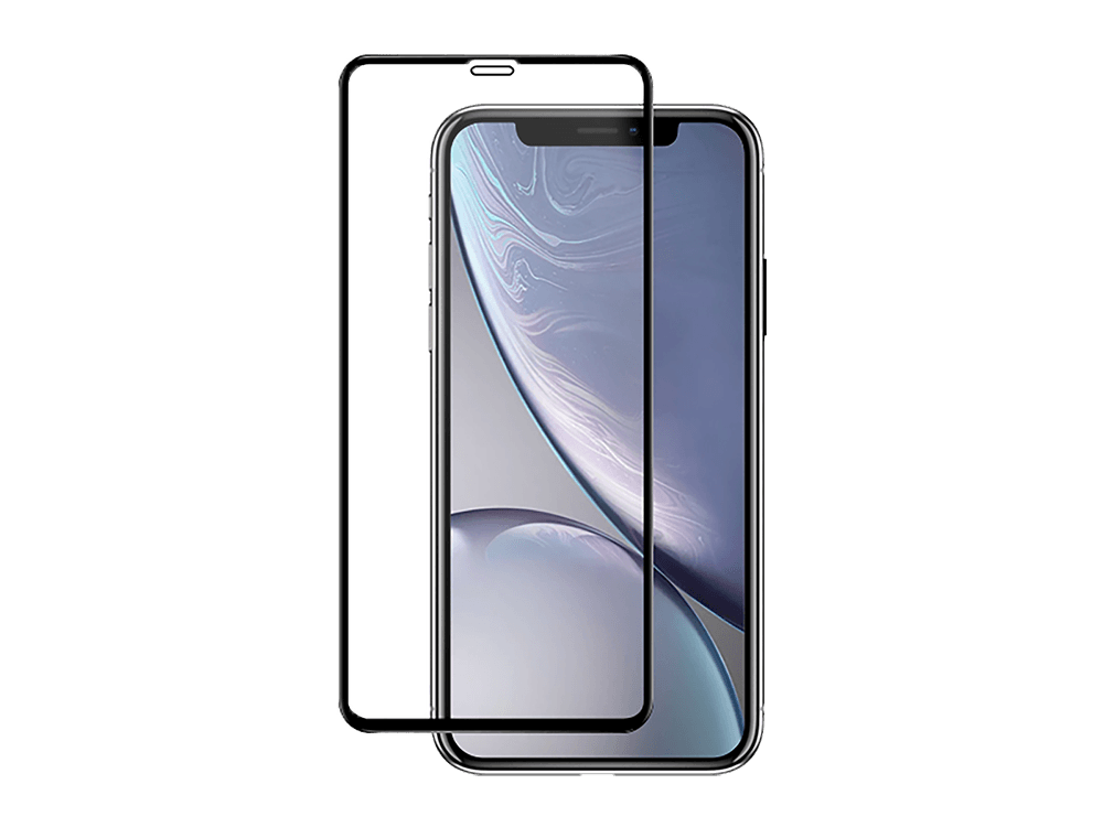 Binano Airbag iPhone 12 Pro Max 3D Cam Ekran Koruyucu