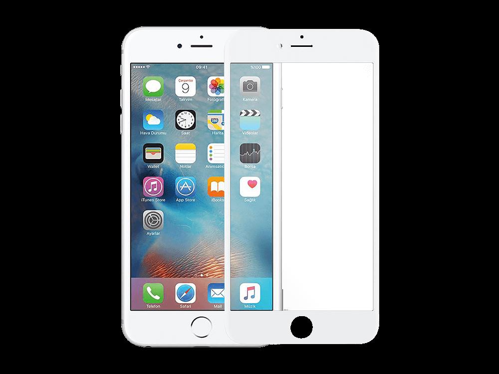 Binano Ceramic iPhone 7 / iPhone 8 / iPhone SE 2020 Ekran Koruyucu