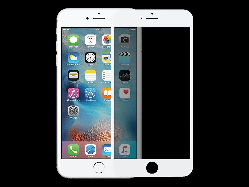 Binano Ceramic Matte iPhone 7 Plus / 8 Plus Ekran Koruyucu