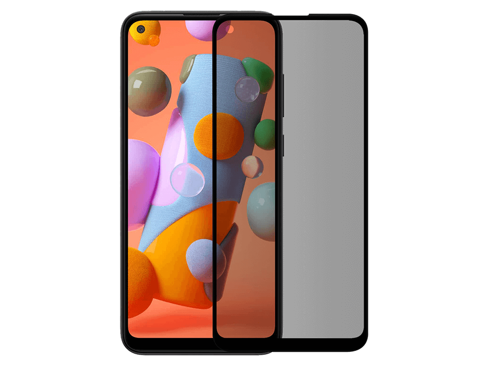 Binano Ceramic Matte Samsung Galaxy A21s Ekran Koruyucu