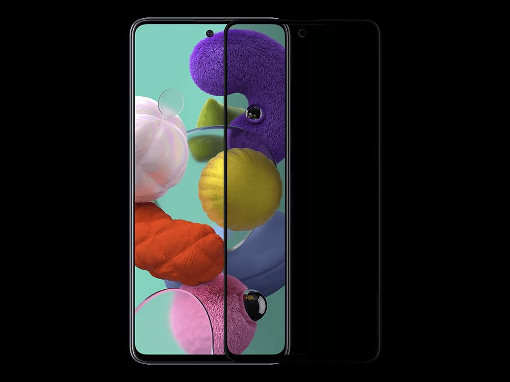 Binano Ceramic Matte Samsung Galaxy A51 Ekran Koruyucu