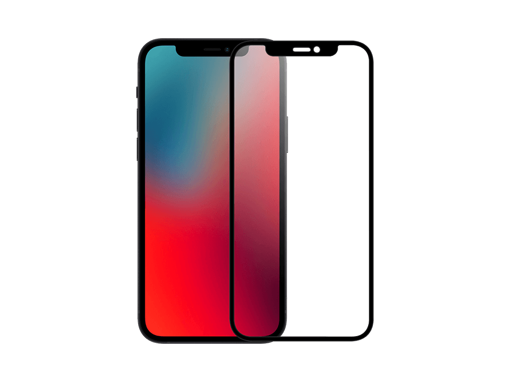 Binano Curved Ceramic iPhone 12 Pro Max Nano Ekran Koruyucu