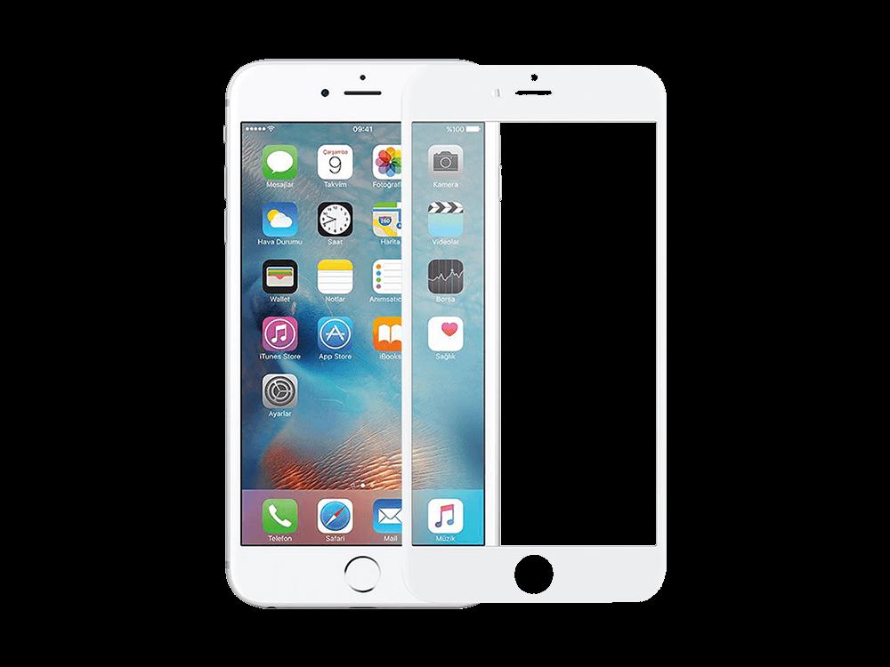 Binano Curved Ceramic iPhone 7/8/SE Nano Ekran Koruyucu