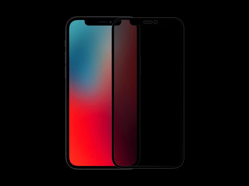 Binano Curved Matte Ceramic iPhone 12/12 Pro Nano Ekran Koruyucu