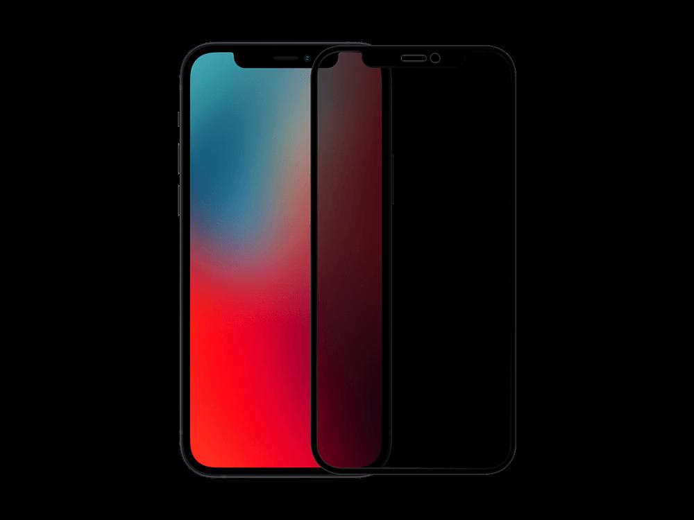 Binano Curved Matte Ceramic iPhone 12 Pro Max Nano Ekran Koruyucu
