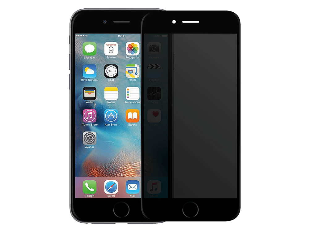 Binano Curved Matte Ceramic iPhone 7 / 8 / SE Nano Ekran Koruyucu
